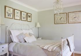 Azalea Cedar Rose Villa Green Room